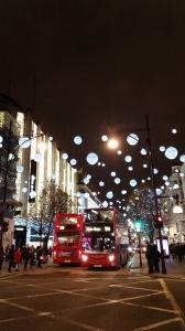 Oxford Street - Festive