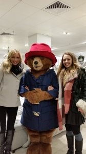 Paddington in Selfridges