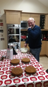 Pops baking